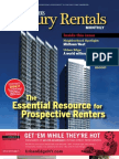 The Observer's Luxury Rentals May 2010