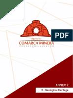 Geoparque Comarca Minera en Hidalgo