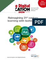 Digital Education Asia 2016_21st Century