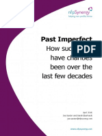 Past Imperfect How successful charities have been over the last few decades