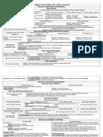 Analyse Musculaire Du Rachis Cervical - Tableau Résumé