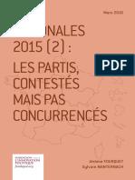 Jérôme Fourquet et Sylvain Manternach - Régionales 2015 (2)
