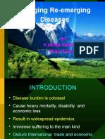 Emerging and Re Emerging Disease Community Healty Nursing Ppt