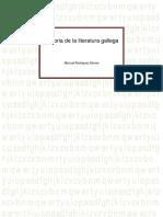 Historia Literatura Gallega