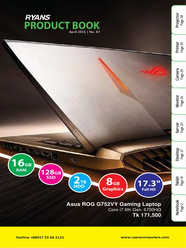 Asus P2430ua I3 4gb 500gb 14 Limited Edition Daftar Harga Terbaru Pro Wo0822d Black Ryans Product Book April 2016 Issue 87 Classes Of Computers Information Appliances