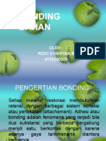 Bonding Bahan