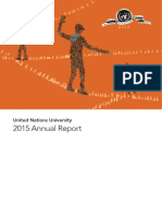 UNU Annual Report 2015