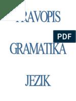 Pravopis gramatika