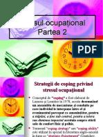 Stresul Ocupational Partea 2 2016