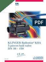 Klinger Kha-g Ipros