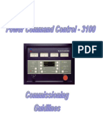 PCC Commissioning Guide Lines