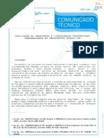 Avaliação de Gramíneas e Leguminosas Forrageiras em Rondônia