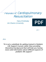 Pediatric Cardiopulmonary Resusscitation