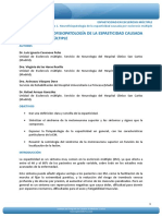 Capítulo 1.Neurofisiopatología de la espasticidad debida a esclerosis múltiple