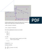 Derivation of Ray Optcs