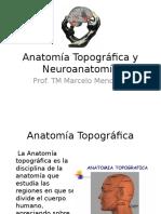 Clase 1 - Introducción Anatomía Topográfica y Neuroanatomía 2013