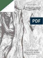 Libro de Gremio Artesanos