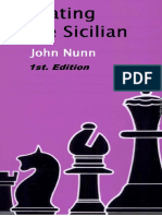 1 John Nunn - Beating the Sicilian