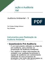 Certificação e Auditoria Ambiental