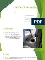 LUBRICACION DE UN MOTOR.pptx
