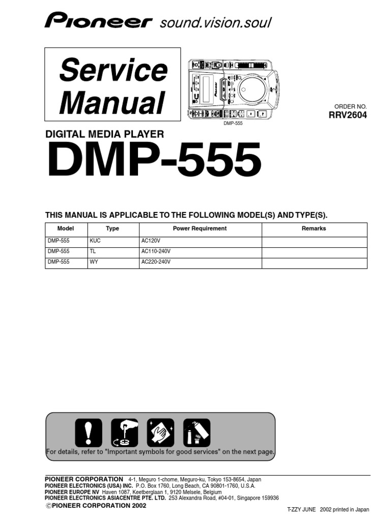 pioneer dmp 555 sm laser electrical connector on for pioneer car audio  wiring deh d7 #