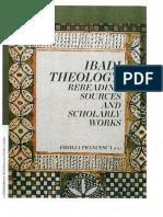 Refuting the Vision of God in Ibadi Theo