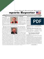 April 6 - 12, 2016  Sports Reporter