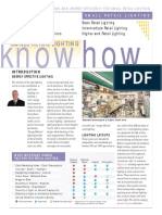 Retail Lighting Guide 2012