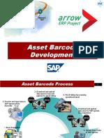 HPU Asset Barcode System