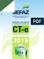 Manual Da Carta de Correção Eletrônica Do CT e Final