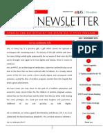 PPTCT Newsletter, July-Nov 2015