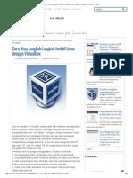 Cara Atau Langkah-Langkah Install Linux Dengan Virtualbox _ Pentium Blog