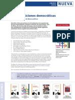 Transiciones Democráticas One-page Flyer Español (1)