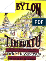 From Babylon to Timbuktu by Rudolph r Windsor