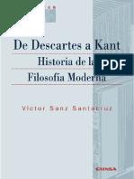 De Descartes a Kant.