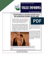 BOLETIN INFORMATIVO #12 COLEGIO VALLE DEL ACONCAGUA
