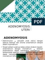 Adenomiosis - Mida