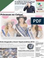 Jornal União - Edição de 05 a 12/Abril de 2016