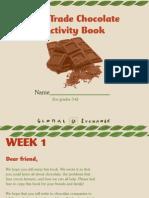 Fair Trade Chocolate Activity Book