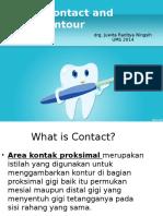 Kuliah Tooth Contact and Contour