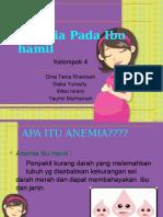 Penyuluhan ibu hamilAnemia