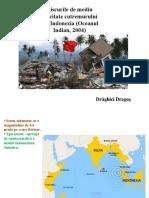 Riscurile de Mediu Asocitate Cutremurului Din Indonezia
