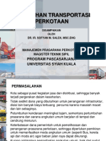 03-Kuliah Transportasi Kota
