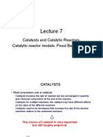 Catalysts and Catalytic Reactors, Catalytic Reactor Models_ Fixed Bed Reactors