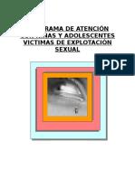 Programa de Prevencion Victimas Adolescentes de Abuxo Sexual