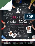 B2B Marketing Expo Show Guide 2016