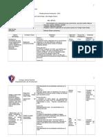 Planificación de Orientación 2014