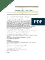 2Pac Lyrics - The Don Killuminati-The 7 Day Theory - 01 - Intro