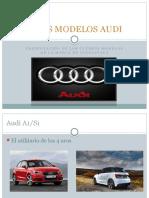 Últimos Modelos Audi