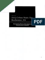 Crime Stats 2015